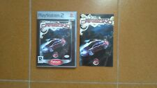 NEED FOR SPEED CARBONO PS2