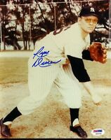 RYNE RUREN YANKEES PSA/DNA AUTHENTICATED SIGNED 8X10 PHOTO AUTOGRAPH