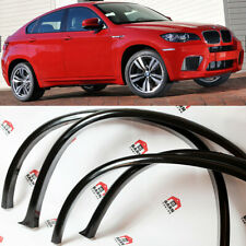 BMW X6 E71 fender flares extended wide WHEEL ARCHES SET 4 pcs