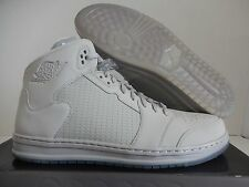 NIKE AIR JORDAN PRIME 5 TECH GREY-METALLIC SILVER SZ 10.5 [429489-002]
