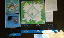 MAN THE LIFEBOAT BOARD GAME~MINT~1987 by Halcyon Games,San Serif,Be a Coxwain,