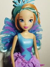 EXCLUSIVE Winx Club Bloom SIRENIX UNDERWATER collection COLOR CHANGE HAIR Doll