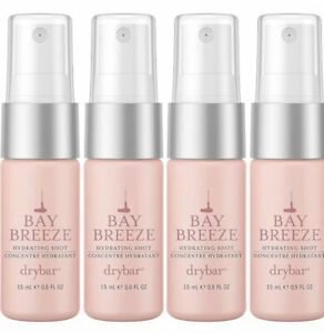 Drybar BAY Breeze 4 Hydrating Shots Super Concentrated Treatment Shot GIFTABLE