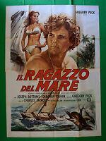 M24 Manifesto 4F El Niño De Mare Gregory Peck Delfín Bottoms Raffin Jarrott