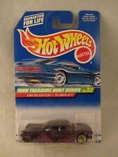 Hot Wheels  LE , T-Hunt  1999-934 -  '59 Impala  NOC  (318MH)  21093