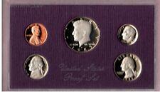 1985-S  U.S. MINT PROOF SET IN OGP..NICE GEM DEEP CAMEO COINS QUALITY SET #FL932