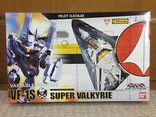 Bandai 1/55 MACROSS VALKYRIE VF-1S Roy Focker Super Valkyrie ROBOTECH rare