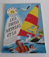 LES  PIEDS NICKELÉS  ET LE CLUB      N° 2   MAR10