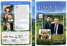 27238// DVD INSPECTEUR BARNABY N°43 RHAPSODIE MACABRE TBE
