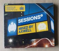 NEW SEALED CD - Sessions Mixed By Axwell (2006) 2 CD Boxset