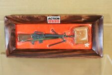ACTION MAN PALITOY COLT-CAR M16 ASAULT RIFLE & AMMO BOX Early 1970s np