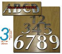 B/&B Room number Aluminium Black tag on key ring Hotel