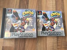 "PS1:         CRASH BANDICOOT 3   ""WARPED""          PAL  EUR"