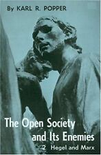 Open Society and Its Enemies by Karl R. Popper (1971, Paperback)