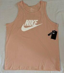 Nike Men's Sportswear Icon Futura Tank Top Sz. XL NWT