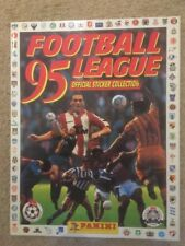 VIDE PANINI FOOTBALL 95 1995 Album-Rare Excellent état