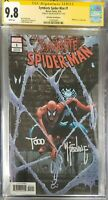 Symbiote Spiderman #1 Limited McFarlane Variant CGC 9.8 SS By: Todd McFarlane