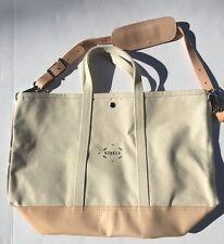 NWT Steele Canvas Basket Corp. For J Crew Coal Bag $148