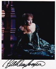 RUTH ANN SWENSON opera soprano signed photo as Gilda in Rigoletto at the MET