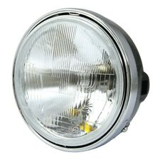 Single Round Motorcycle Headlight Headlamp 12v Replacement RD250 RD350LC H4 Bulb