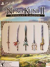 Ni No Kuni 2 preorder Bonus