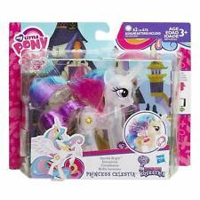 Hasbro MLP My Little Pony Explore Equestria Sparkle Bright Princes Celestia -New