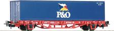 Piko 57706 H0 Containerwg. P&O DB Cargo Ep. V NEU OVP*