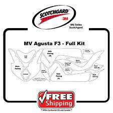 Fits MV Agusta F3 675 2012-17 - 3M 846 Series Scotchgard  Paint Protection