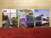 DVD Rail Passion / Face cachée ligne C   - 3 DVD parties 1,2,3