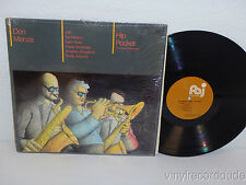 DON MENZA Hip Pocket LP Paj PA 8010 (1982) Original EX in SHRINK