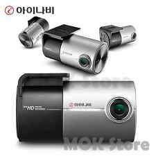 INavi G700 16GB 2ch 2MP HD 1280 x 720 Car Dash Cam Black Box / Korean Only