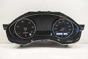 Audi A6 C7 4G Allroad Diesel Instrument Cluster Speedometer MPH 4G9920950G