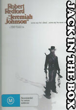 Jeremiah Johnson DVD NEW, FREE POSTAGE WITHIN AUSTRALIA REGION ALL
