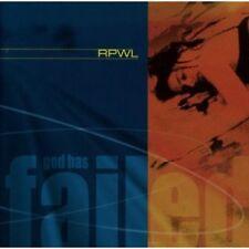RPWL - God Has Failed [New CD] Germany - Import