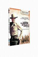 DVD : Le jardin du diable - WESTERN - NEUF