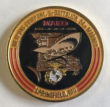 USMC US Marine Corps Weapons Company 3rd Battalion 24th Marines Springfield MO