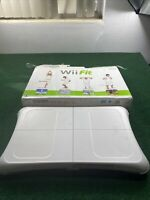 Wii Fit Balance Board Nintendo RVL-021 With Battery Cover!! WORKS - Tested