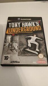 Tony Hawks Underground - Nintendo GameCube