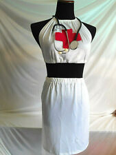 Adult Halloween Costume - Naughty Nurse - Small/Medium