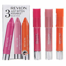 Revlon Pink Lip Balm Stain Just Bitten - Pack Of 3