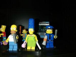 Lego simpson serie 1