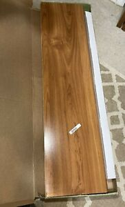 Cap a Tread 47 in. Length Laminate to Cover Stairs Alexander Oak 1 Piece 1579