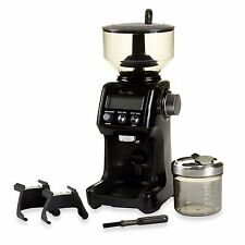 Steel Conical Burr Electric Smart Pro Nut Mill Spice Whole Bean Coffee Grinder