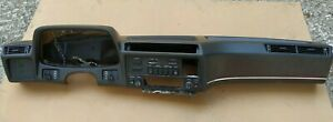 BMW E23 dashboard NO CRACKS @GREAT@ with vents