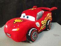 Disney Store Cars #95 Hudson Hornet Piston Car Plush Stuffed Car