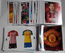 TOPPS MERLIN Premier League 2019 stickers - choose 10 stickers from list below