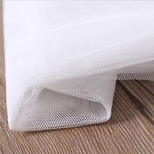"""Insect Protection Repellent Mosquito Netting White 54"""" Wx5yard"""