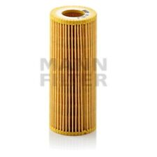 Mann HU721/4x Oil Filter Element Metal Free 153mm Height 64mm Outer Diameter