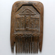 Scarce-Ancient Roman Mammoth B0Ne Comb Circa 300-400 Ad-Glued