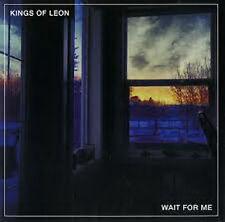 "Kings Of Leon, Wait For Me, NEW/MINT Ltd edition ORANGE VINYL 7"" single RSD 2014"